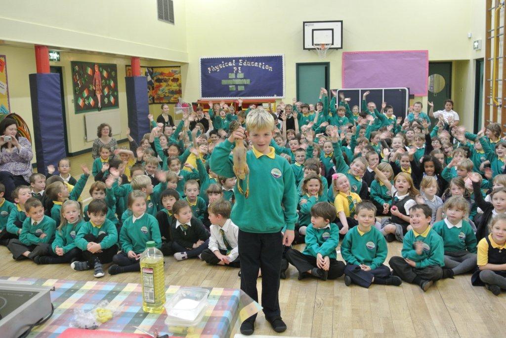 Moncreiff Primary