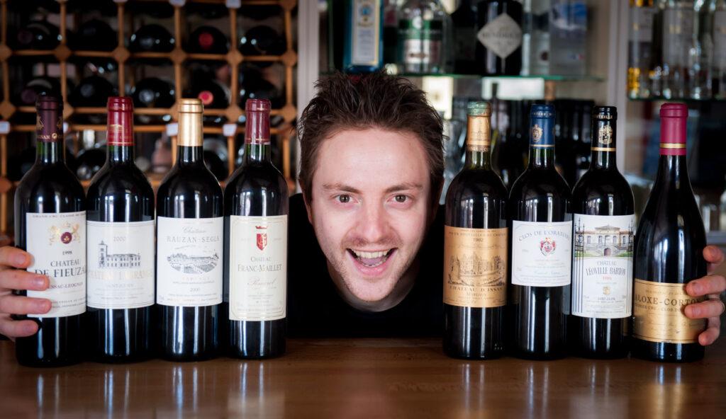 Graeme Pallister of 63 Tay Street Perth local honest simple wine blog