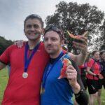 Graeme Pallister Runs The kindrochit quadrathlon 2013