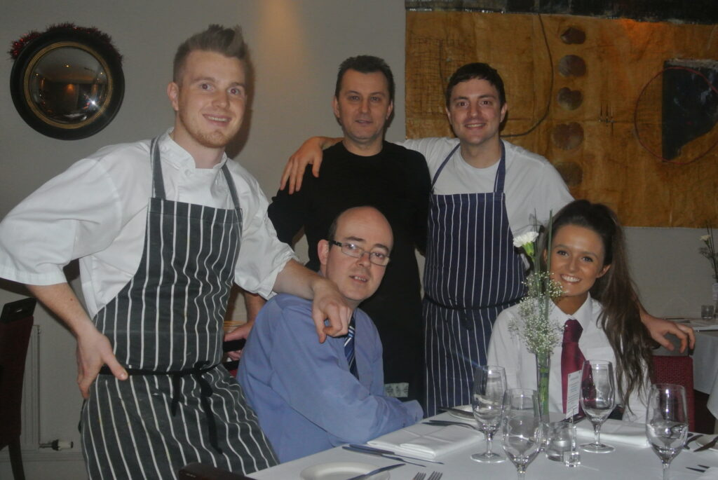 The team at 63 Tay Street in Perth